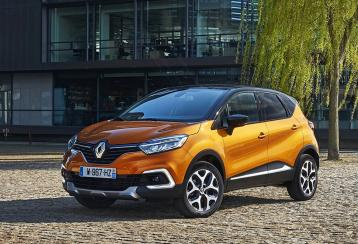 Renault Captur 2018 wallpaper